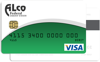 alco debit card